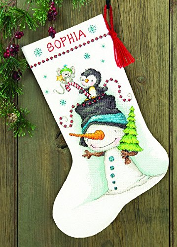 Dimensions Crafts 70 08937 Needlecraft Stocking