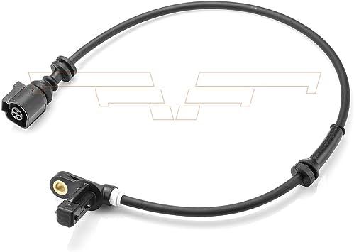 2x ABS Sensor Vorderachse vorne+links rechts VW Sharan Ford Galaxy Seat Alhambra