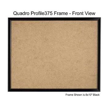 Amazoncom Quadro Frames 10x16 Inch Picture Frame Black Style