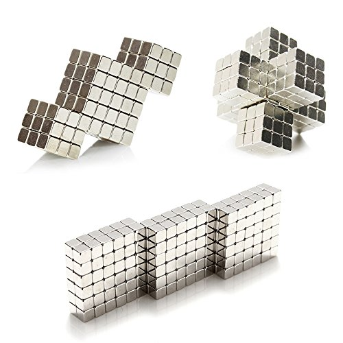 Magnetic Cube 216pcs 5mm Magnets Cube Magnets Block Puzzle Format Magnetic Holders Square Cube Children's Puzzle magic cube Toys The best magic cube DIY Puzzle Educational Toys By Dnycf