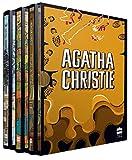 capa de Coleção Agatha Christie Box 6