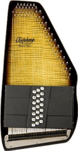 Oscar Schmidt OS150FCE Acoustic Electric Auto Harp