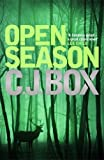 Front cover for the book Open Season by C. J. Box