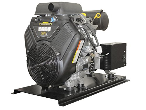 Winco EC18000VE Industrial Portable Generator, 18,000W Maximum, 326 lb.