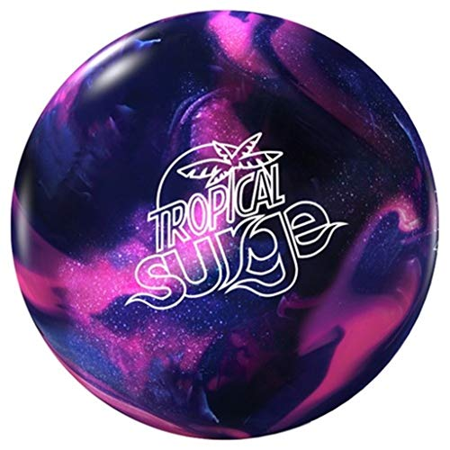 Storm Tropical Surge Pink/Purple 10lb (Best Bowling Ball For Curve)