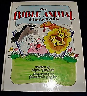 Bible Animal Storybook