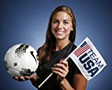 Alex Morgan / Soccer Player Team USA 8 x 10 GLOSSY Photo Picture Image #3