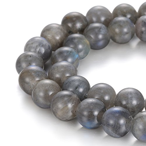 BRCbeads Natural Labradorite Gemstone Crystal
