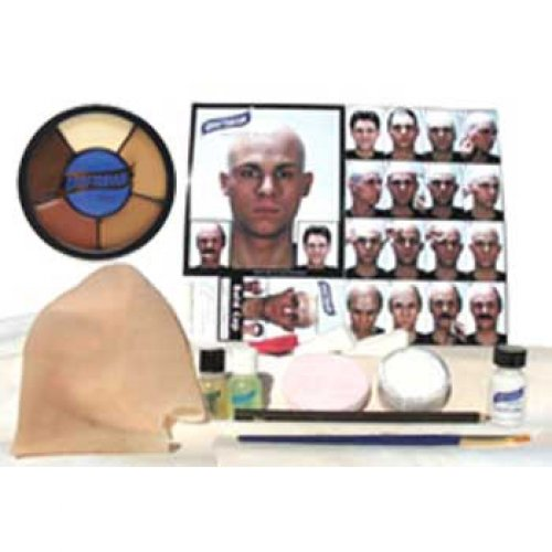 Graftobian Complete Latex Bald Cap Kit with Instructions]()