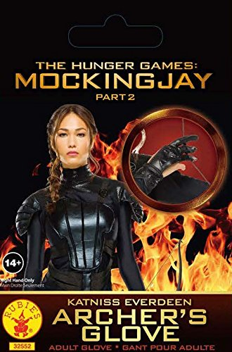 Rubies Accesorio para Disfraz Guante Oficial de Katniss ...