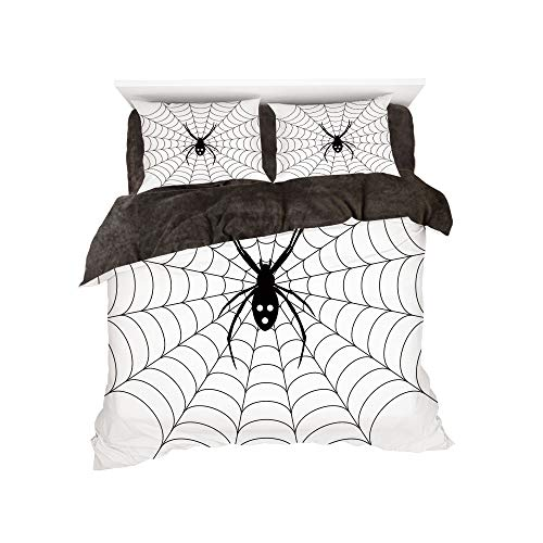 All Season Flannel Bedding Duvet Covers Sets for