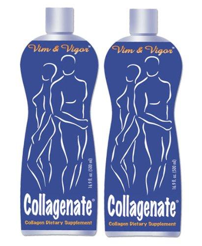 Collagenate - 2 Btls by Vim & Vigor