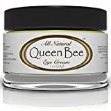 Queen Bee 100% All-Natural, Organic Under Eye Cream – Removes Dark Circles, Facial Lines and Wrinkles Naturally – 1oz (30ml) thumbnail