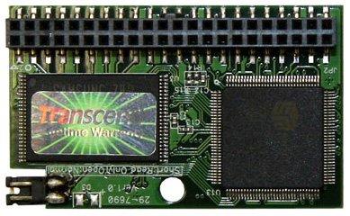 Transcend 2GB Ide Flash Module 44PIN, Smi (horizontal)