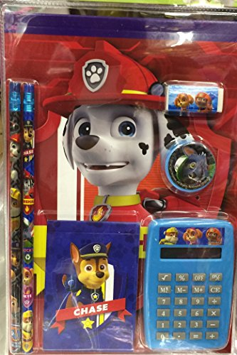 Paw Patrol Piece School Stationary product image