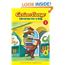 Curious George Librarian for a Day (CGTV Early Reader) (Green Light Readers Level 1)