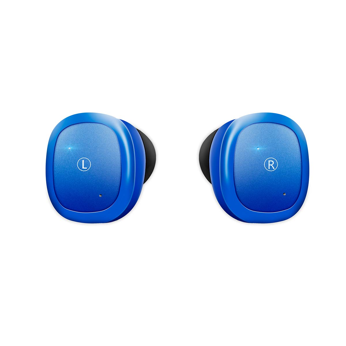 Elecder D8 True Wireless Earbuds Bluetooth 5.0 in Ear with Microphone, Charging Case, IPX5 Sweatproof for Workout, Running