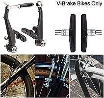 Bicycle Brake Pads Shoes 70mm V-brake for Mountain Bike VBrake MTB Rim rubber