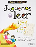 Juguemos a leer/ Let's Play to Read: Apoyo Didactico, Alfabetos Recortables. Vocabulario Con Ilustraciones. Letra Script Y Cursiva/ Educational ... Italic and Script Letter (Spanish Edition)