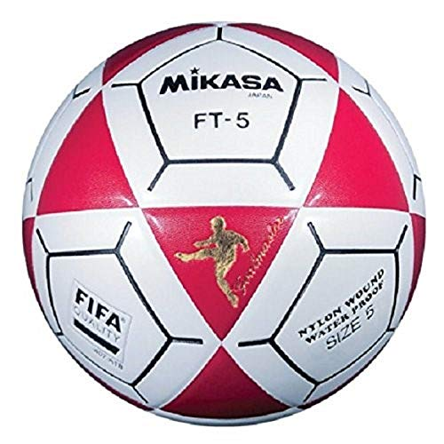 7970b7b200 Amazon.com   Mikasa FT5 Goal Master Soccer Ball (Black White