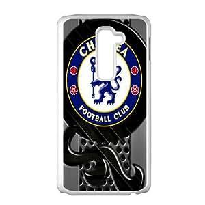 SANYISAN Chelsea Football Club White LG G2 case