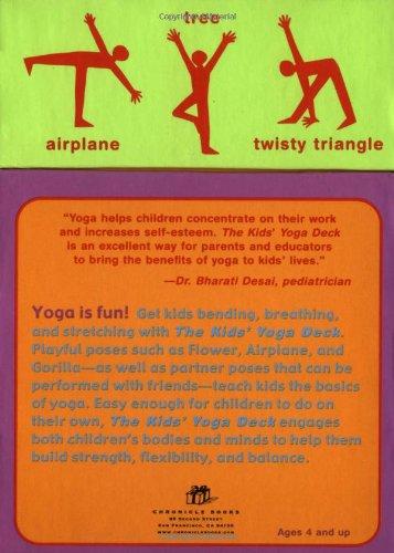 Kids Yoga Deck: Amazon.es: Annie Buckley: Libros en idiomas ...