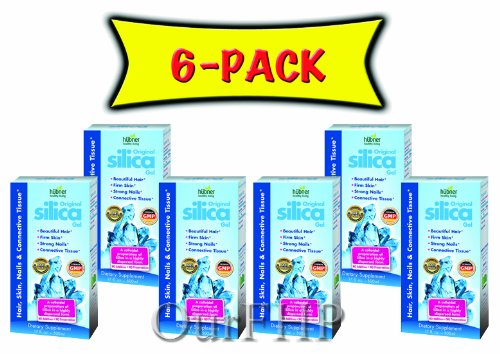 Hubner Silica Gel 17OZ 6 Pack