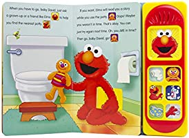 Potty Time with Elmo: Publications International: Amazon com