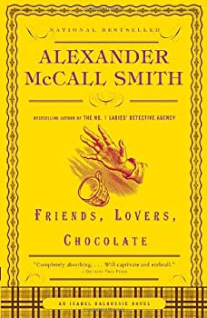 Friends, Lovers, Chocolate 1419343300 Book Cover