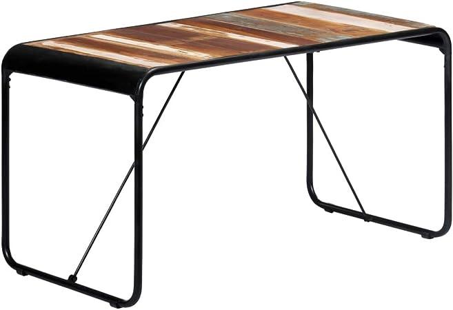 Lucasng Table De Salle A Manger Table De Cuisine Table De Salon