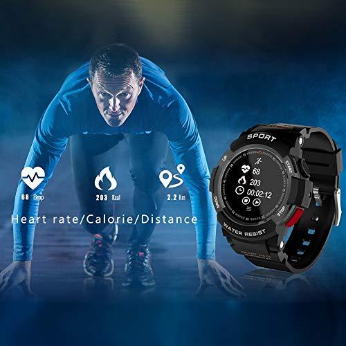 Mugast - Pulsera Inteligente, Pantalla OLED Smart Watch con ...