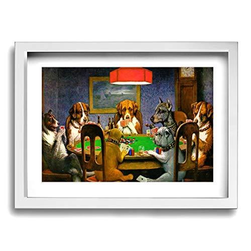 Dog Poker Play (Yanghl 12