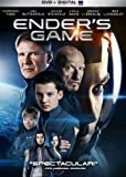 Ender's Game [DVD + Digital]