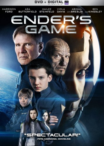 Ender's Game [DVD + Digital] ()