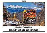 2018 BNSF Color Calendar