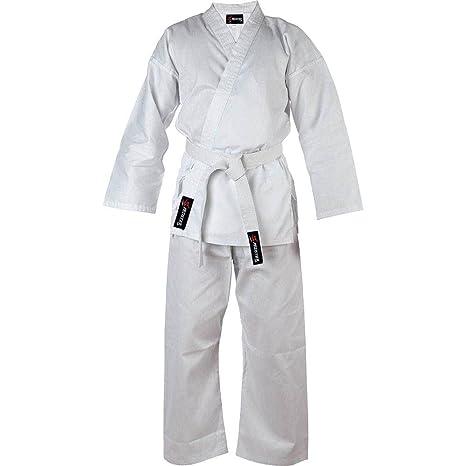 Traje de Karate Japan Cotton Top de Calidad Martial Arts ...