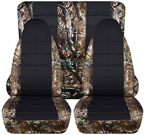 army camo seat covers - 5