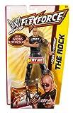 WWE FlexForce Hook Throwin The Rock Action Figure