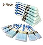 6 Piece Premium Grade,paint brush,for paint roller, paint brush,paint brushes,paintbrush,paintbrushes,painting brush,painting brushes,tools