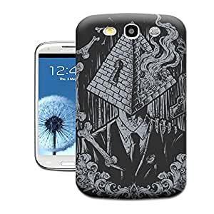 WBOX Inspring DIY Putrification TUP Mobile Phone Hard Case Shell Fit for Samsung Galaxy S3 I9300