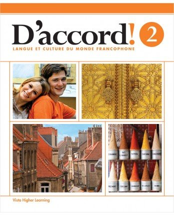 Download D'accord! ©2015 Level 2 Student Edition with Supersite and vText and eCahier Access pdf