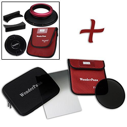 WonderPana FreeArc XL Essential nd16 0.9ハードエッジキットfor Sigma 14 mm 1.8 DG HSM Artレンズ(フルフレーム35 mm)   B07BH7J8VK
