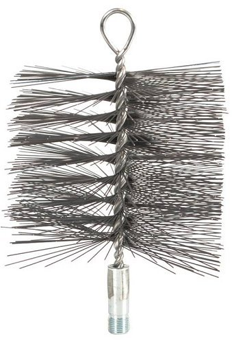 Imperial #BR0185 8x8 SQ Wire Chim Brush Imperial Mfg Group