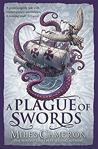 book cover of A Plague of Swords