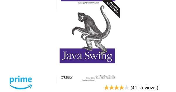 Java Swing, Second Edition: James Elliott, Robert Eckstein