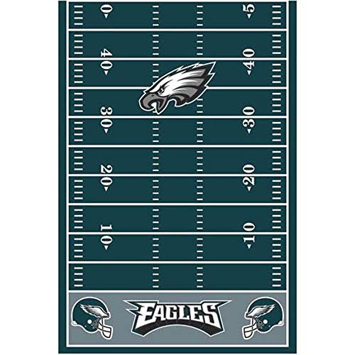 NFL Philadelphia Eagles Plastic Table Cover (1ct)