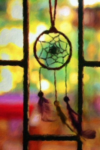 Dream Catcher - Blank Notebook: 101 Pages, 6 x 9 Journal, Soft Cover for $<!--$6.95-->