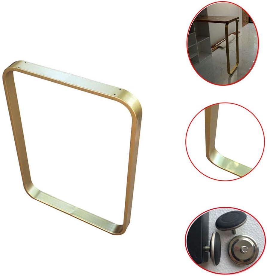 Furniture legs 2 Patas de Metal para Mesa, Escritorio, Barra ...