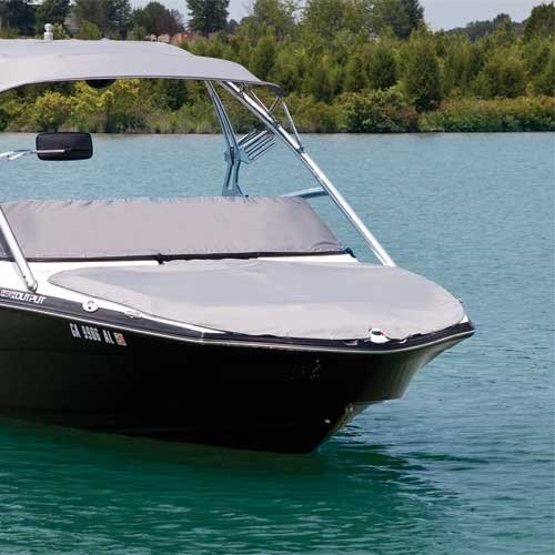 Bow Pwc (Yamaha 242 LTD Series Bow Cover with NO Snaps Taupe (2010-2013))