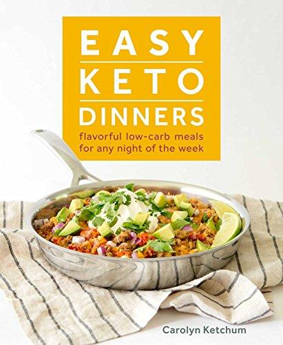 Easy Keto Dinners cover
